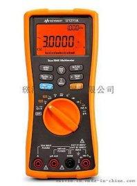 Keysight U1271A防水防塵數位萬用表,江西南昌數位萬用表,工業化手持式數位萬用表