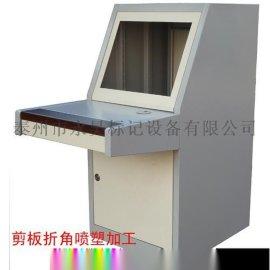 全国靖江控制箱剪板泰兴铁皮盒折弯加工非标定做订制罩壳
