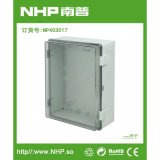 NHP南普 厂家直供 NP403017透明盖 防水接线盒PVC接线盒