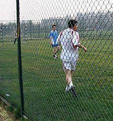 运动场围网 ¥学校操场围栏网厂家直销
