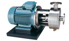 穗兴 管线式乳化泵 高剪切乳化泵 管线式高剪切乳化机