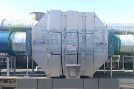 低温等离子废气处理设备 voc废气设备