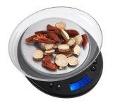泡泡鱼  迷你小型电子秤厨房秤烘焙台秤便携克数称包邮