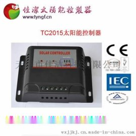 供应TC2015太阳能控制器(24/12v自动识别 6a,10a,12a,15a)