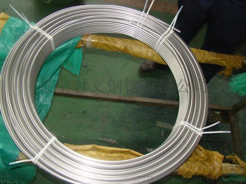 超長冷拔不鏽鋼無縫盤管