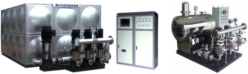 管網疊壓(無負壓)供水設備