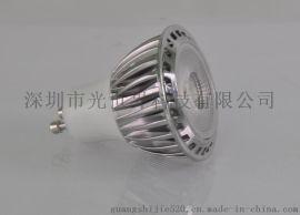 压铸铝灯杯 GU10 2835  5W 高亮射灯 CE认证