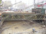 江苏贝雷 6m桁架钢桥-南京应用 钢便桥 贝雷桥应用 价格低