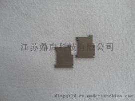 W90Cu镀金钨铜封装材料, 鼎启镀金钨铜封装材料