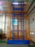 导轨式货梯外加防护式