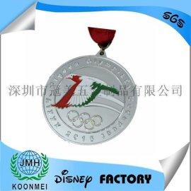 厂家奖牌织带定制运动比赛奖牌奖章定做
