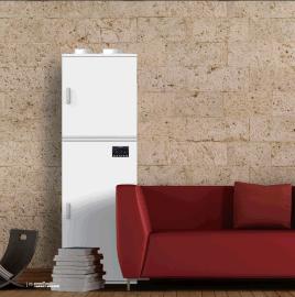 直销中嘉智能新风系统柜式500A 净化PM2.5全热交换