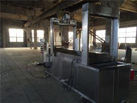 博晟机械供应3000高效燃煤油炸机|全自动节能燃煤油炸机