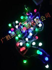 LED彩色燈串,廣萬達直銷彩色燈串