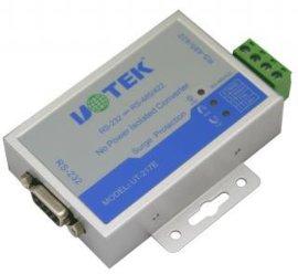 RS232转RS485/422无源光电隔离转换器(UT-217E)