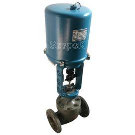 蒸汽小型電動氣動不銹鋼鑄鋼法蘭二通單座流量調節閥ZDSJPDDN25