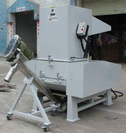 三创螺杆自动回收粉碎机 强力万能粉碎机 ABSPVCTPE粉碎机