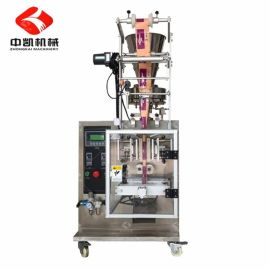 中凯直销(白糖、干燥剂、咖啡等)小颗粒状物料全自动立式包装机