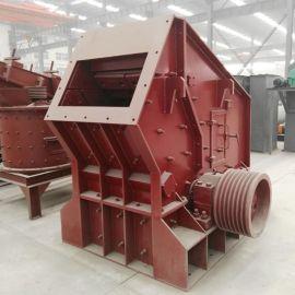 1214反击式破碎机配件 反击破碎机石料生产线 建筑垃圾制砂机