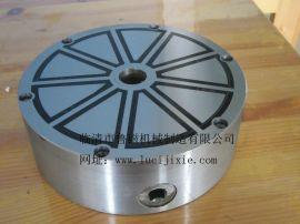辐射极圆形永磁吸盘山东鲁磁制造