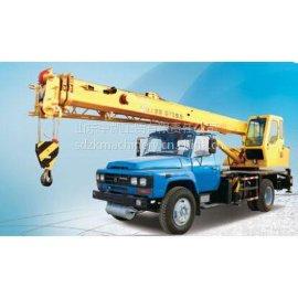 徐工全新8吨国四发动机汽车起重机QY8B.5,整机及配件批发零售