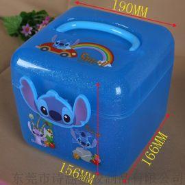 【厂家生产】手提式 硬质PP材料 塑料收纳盒 SH-6404