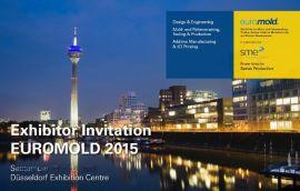 2015年德国杜塞尔多夫国际模具及机床技术展览会