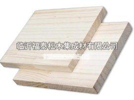 实木板厂家大量批发**樟子松指接板 松木指接板 实木环保