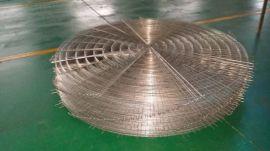 风机不锈钢防护网,喷粉低炭钢丝防护网,防护罩