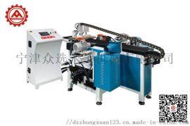 實木門生產高端木工機械自動設備碼頭雙端榫槽機械