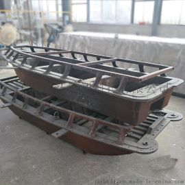 塑料渔船模具加工  滚塑模具 检查井模具 远怀科技