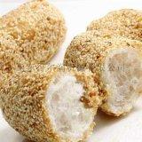 广西 D_4麻枣裹糖设备 自动裹糖浆裹芝麻机器