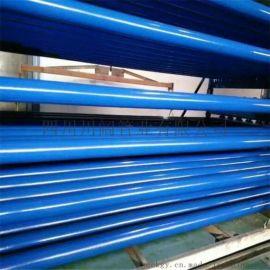 内外涂塑复合钢管 内外涂环氧树脂复合钢管  给水涂塑复合钢管