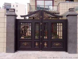 惠来哪里有庭院别墅大门,揭西岗亭伸缩门自动工业门