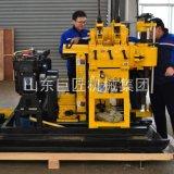 巨匠HZ-200YY地质勘探钻机液压岩心钻机