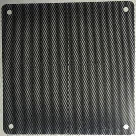 厂家直销PVC防尘网喇叭网 机箱防尘网音响防尘网