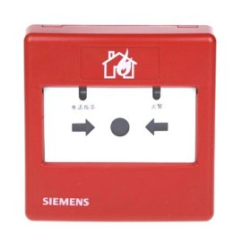 西门子  FDM183手动火灾报警按钮