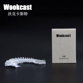 Wookcast 酒店一次性用品浴帽 加厚防水 高压折叠 可批发