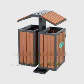 户外垃圾桶果皮箱不锈钢室外垃圾桶分类垃圾箱公园环卫大号垃圾桶