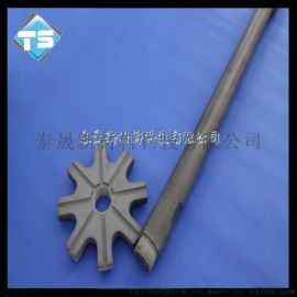 泰晟TS-107 铝液除气用 氮化硅转子 除气效果好 替代传统石墨转子