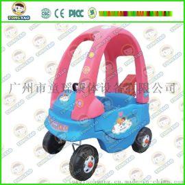 儿童欧式小房车脚力滑行玩具车超轻可坐人手推车