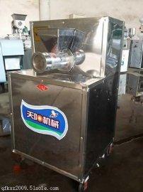 现货直供高蛋白玉米面条机烫面机油丝面机教技术