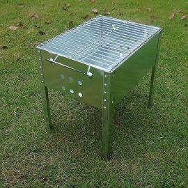 海德A827镀锌板工艺户外烧烤银河至尊娱乐登录烧烤炉