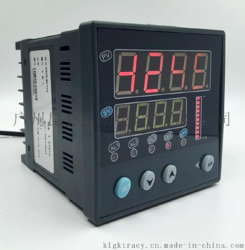 熱銷包郵原廠正品崑崙天辰XSC6系統PID控制調節儀