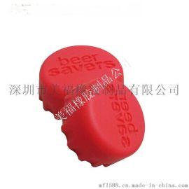 深圳工厂防水插头插座  硅橡胶帽 防水硅胶盖密封抗老化 抗大气老化