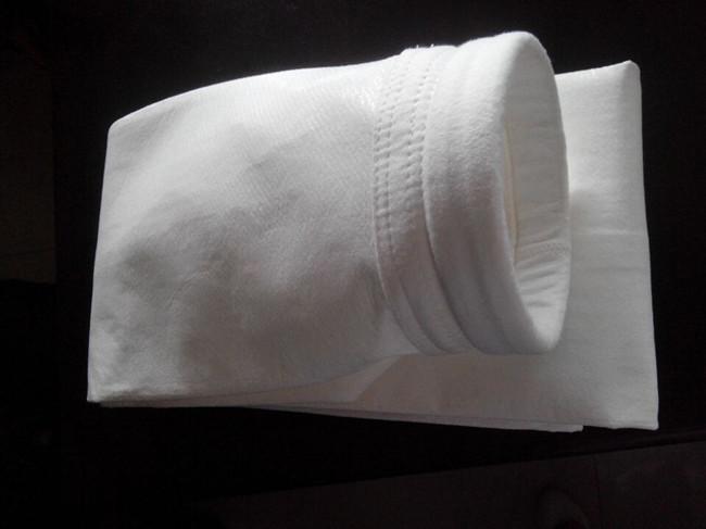 矿山收尘PE布袋 涤纶PE  毡布袋