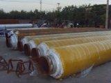 聚氨酯防水保溫管 高密度聚氨酯防水保溫管 聚氨酯預製地埋防水保溫管