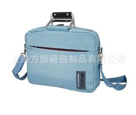 上海方振箱包爲您定做電腦公文包電腦包單肩公文包fz618-120