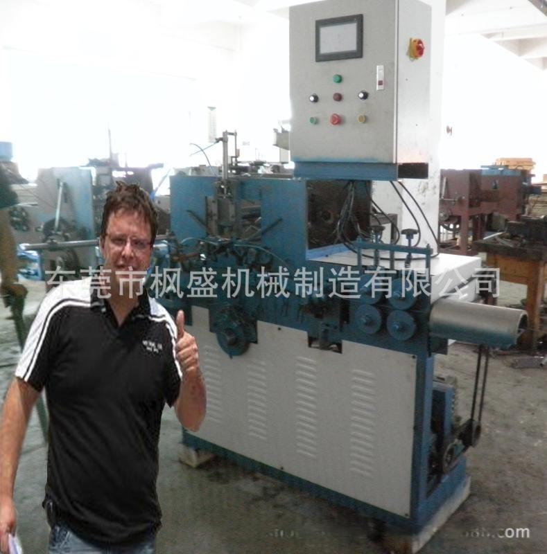 墩头自动焊接衣架生产设备金属成型设备衣架生产厂家