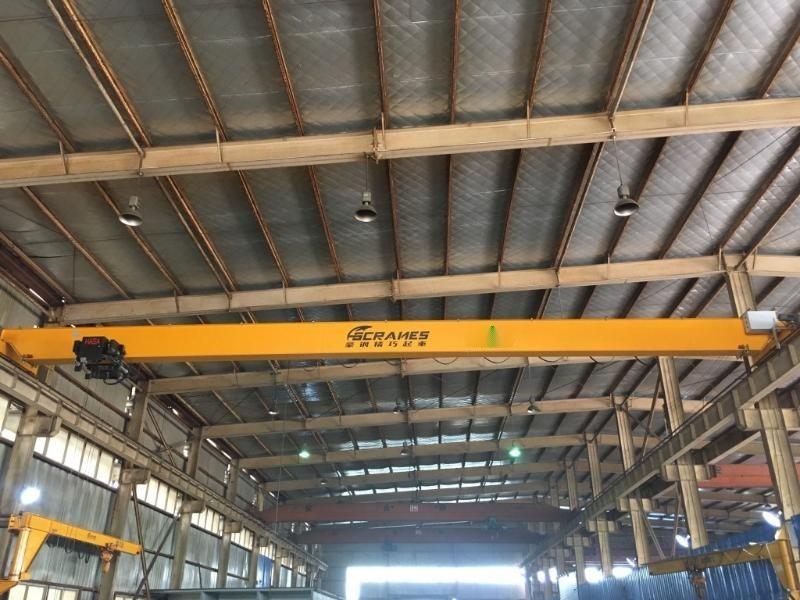 厂家生产单梁起重机1t 2T 3吨 5吨单梁行车